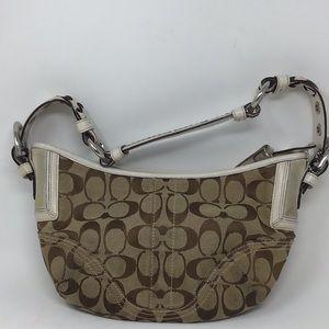 Coach A06K-6266 Mini Shoulder Bag Purse